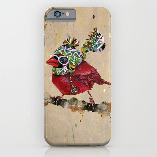 Cardinal Blaze 2 iPhone & iPod Case