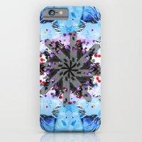 Mandala series #16 iPhone 6 Slim Case