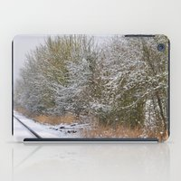 Remnants of a Simpler Time - The Tracks iPad Case