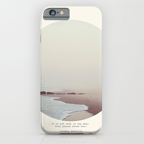 Maps iPhone & iPod Case