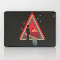 Stare into the Sun iPad Case