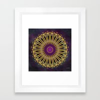 Fleuron Composition No. 228 Framed Art Print