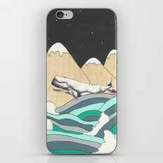 Over the Ocean iPhone & iPod Skin