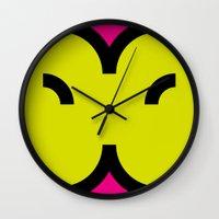 Face 6 Wall Clock