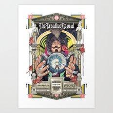CreativeReveal - The Brand Guru (Standard Ver.) Art Print