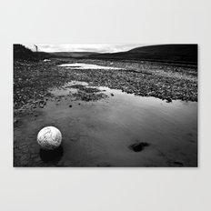 The Beautiful Game Canvas Print