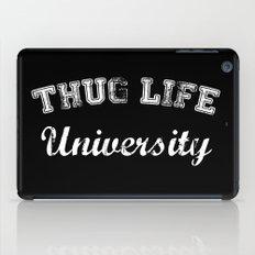 Thug Life University iPad Case