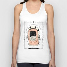 From the Earth to the Moon Unisex Tank Top
