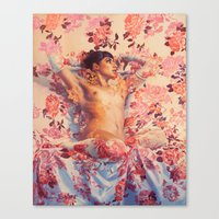 Chanelle Canvas Print
