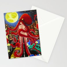 The Search for Water... Stationery Cards