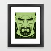 W.W. Framed Art Print