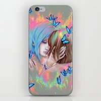 In Time iPhone & iPod Skin