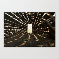 Who Needs Air Conditioning? Canvas Print