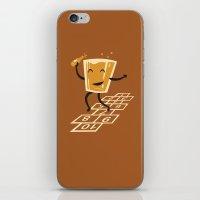 Hop-Scotch iPhone & iPod Skin