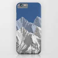 iPhone & iPod Case featuring Mountains by Brandon Minieri