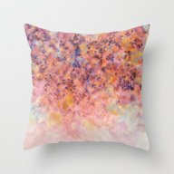 Dazed Geometric  Throw Pillow