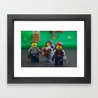 Warehouse 13 Framed Art Print