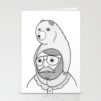 On How Baby Bears Are Of… Stationery Cards
