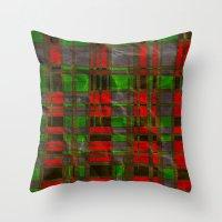 Scottish Throw Pillow