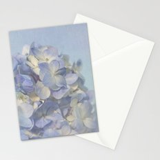 Charming Blue Stationery Cards