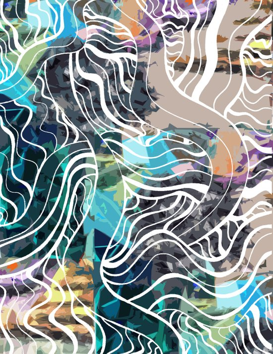 Souls II Art Print