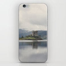 Eilean Donan iPhone & iPod Skin