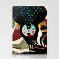 Duality - Muxxi X Alvaro… Stationery Cards