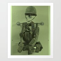 Call Of Duty Art Print