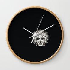 sad untitled Wall Clock