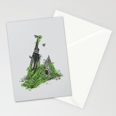Silent Decay Stationery Cards