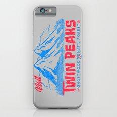 Visit Twin Peaks (hot pink) Slim Case iPhone 6s