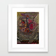 Now My Soul Framed Art Print