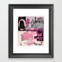atto 3 Framed Art Print