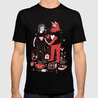 Pacto Mens Fitted Tee Black SMALL