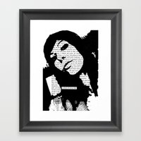 A Story Of Your Own Framed Art Print