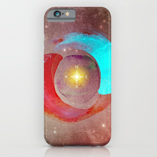 Compass iPhone & iPod Case