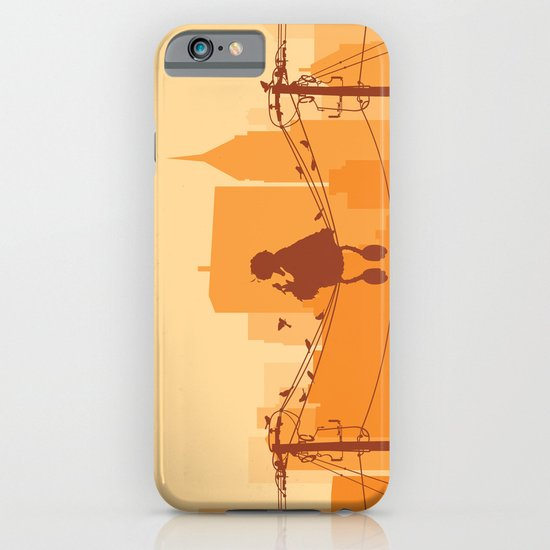 Too Big For The City iPhone & iPod Case