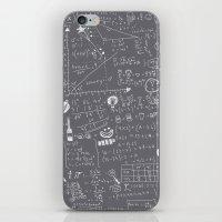 Maths iPhone & iPod Skin