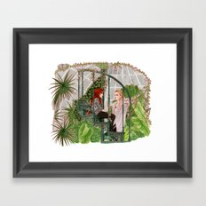 The Mortal Instruments Framed Art Print