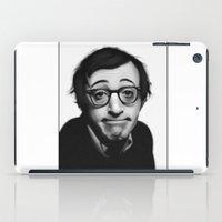 Woody Allen iPad Case