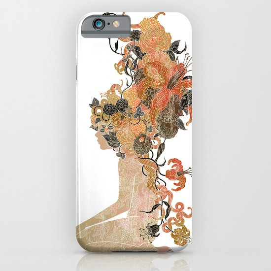 Freya's Hair (Gold) iPhone & iPod Case