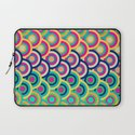 Circle colors Laptop Sleeve