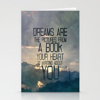 Dreams Art... Stationery Cards