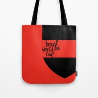 Brazil World Cup 2014 - Poster n°6 Tote Bag