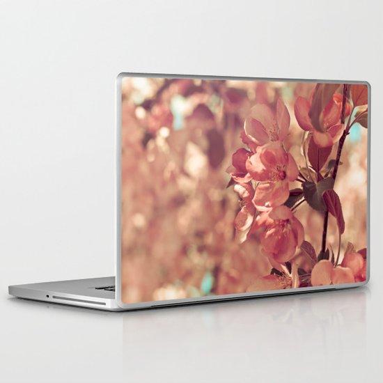 Ode to pink Laptop & iPad Skin