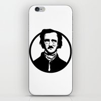 Poe iPhone & iPod Skin