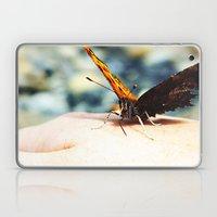 Butterfly Kisses 3 Laptop & iPad Skin