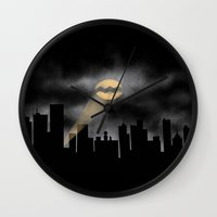 Calling Out Wall Clock