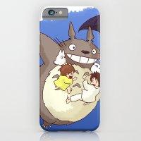 Totoro  iPhone 6 Slim Case