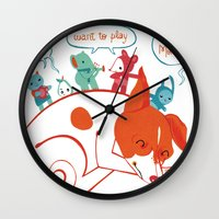 Morran Wall Clock